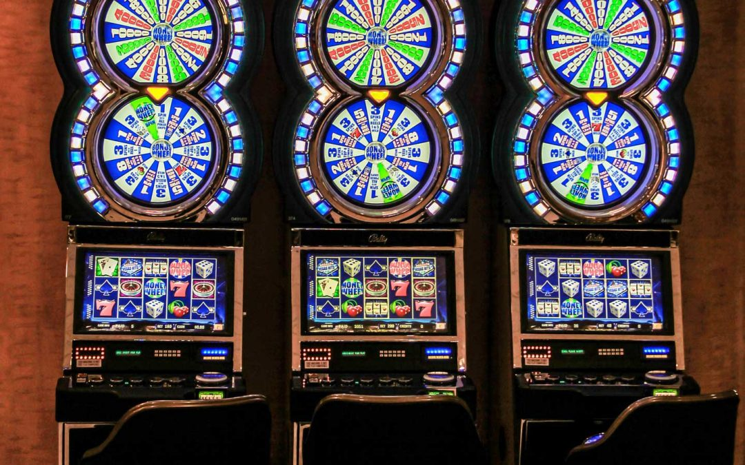Forms of online game slots
